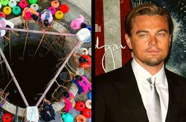 Leonardo-Di-Caprio-Chennai-Water-Crises-Hollywood-Entertainment-DKODING