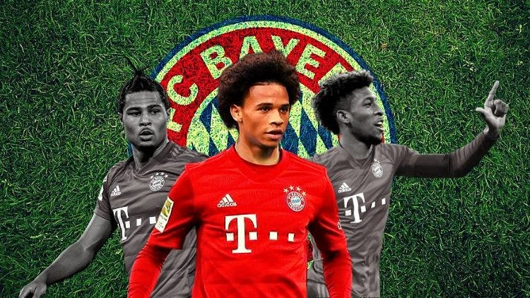 Coman A Better Dribbler, Gnabry A Better Scorer — At Bayern Munich, Leroy Sane Has His Work Cut Out