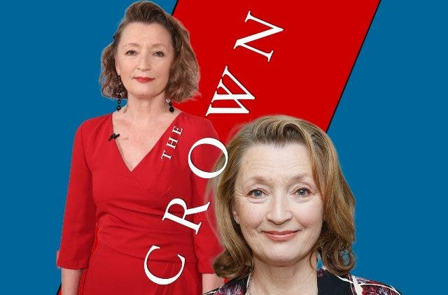 The Crown Lesley Mansville