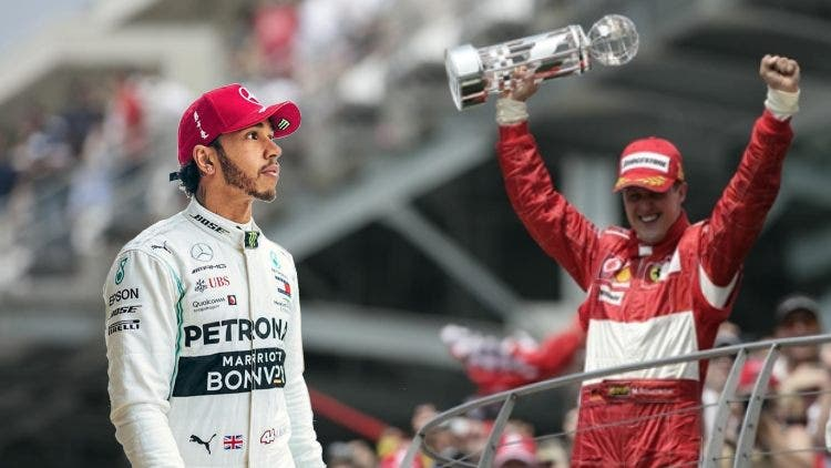 Unreliable Mercedes Engines Could Derail Lewis Hamilton's Michael Schumacher Chase In 2020