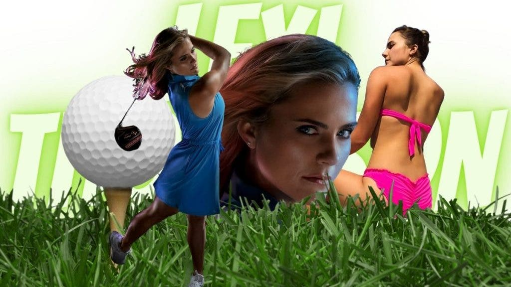 Lexi Thompson Hottest Female Golfer 2020