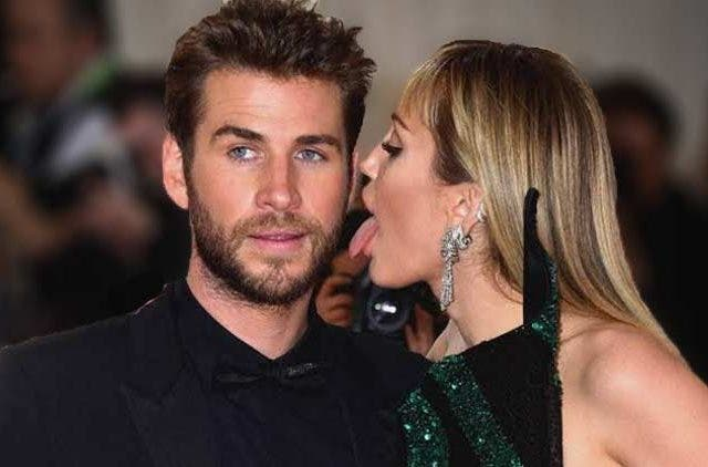 Liam Hemsworth Struggles Miley Cyrus Trending Today DKODING