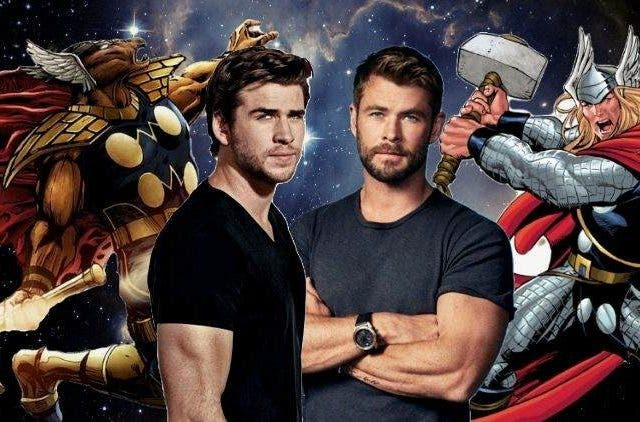 Liam Hemsworth Thor 4 Beta Ray Billy DKODING