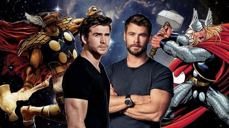 Thor 4 Will Be A Family Affair With Two Hammers And Two Hemsworths