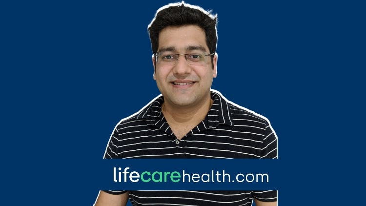Lifecarehealth.com's Rohit Mohta — India's Digital Medicine Man