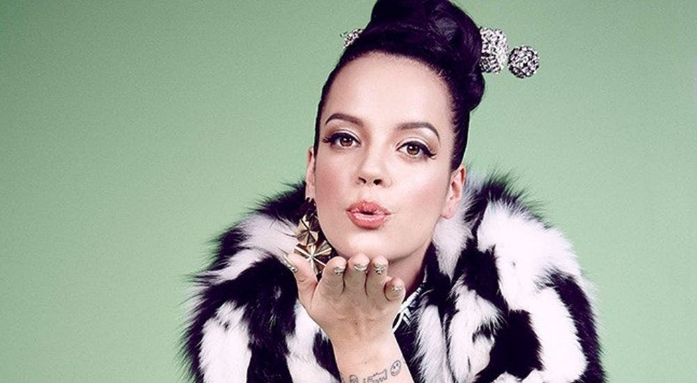 Lily Allen is interested to be a part of Horror film