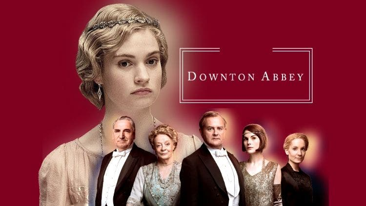 The Real Reason Why Lily James Didn't Return As Rose In Downton Abbey Movie