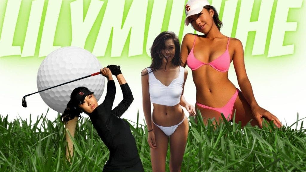 Lily Muni He Hottest Women In Golf in 2020