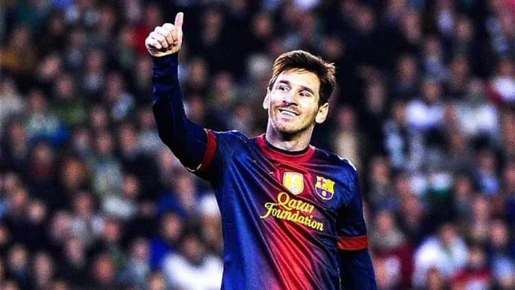 There are rumors of Lionel Messi leaving Barcelona after this season