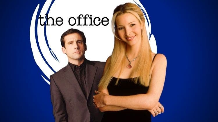 Lisa Kudrow Steve Carell The Office