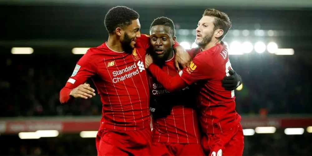 Liverpool Carabao Cup Football Sports DKODING