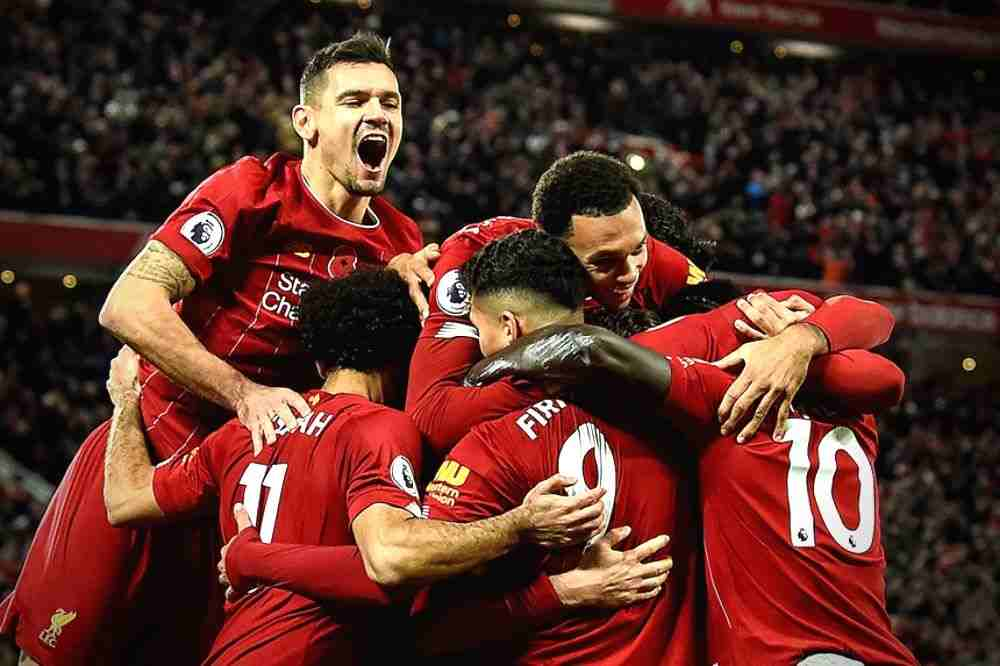 Liverpool On Their Way to Victory DKODING