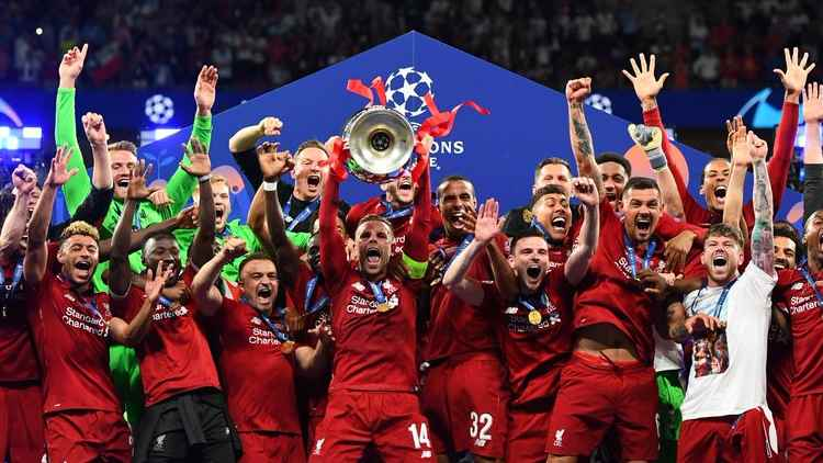 Controversial early penalty sets up Liverpool's Champions League triumph