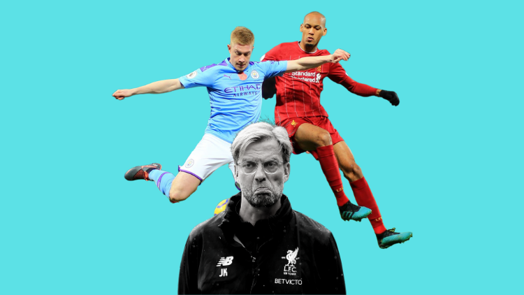How Fluid De Bruyne & Co. Scarred Celebration Day For Liverpool (Spesh Jürgen Klopp)