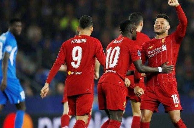 Liverpool Genk Football Sports DKODING