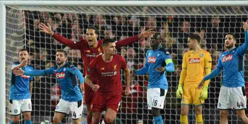 Liverpool Napoli Football Sports DKODING