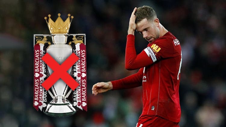 Liverpool Will Lose Several Records If Premier League Season Null And Void DKODING