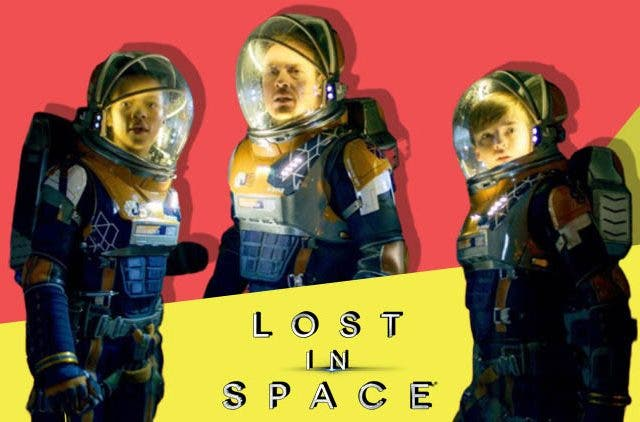 When will Netflix release Lost in Space Season 3?
