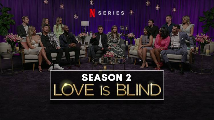 Netflix's Love Is Blind To Do Well With Season 2