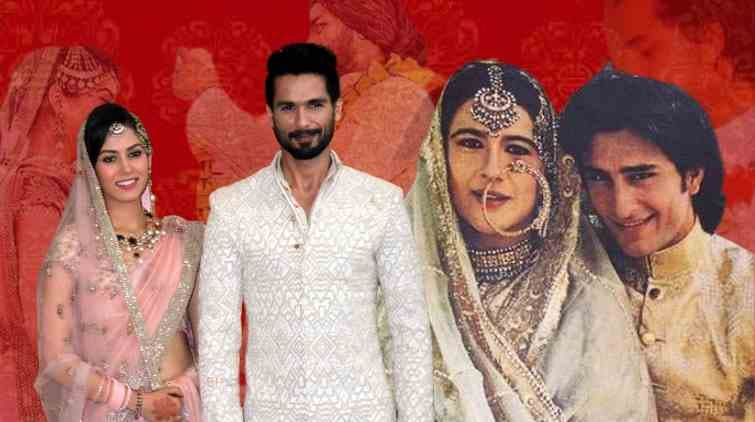 The cheapest wedding of Bollywood stars