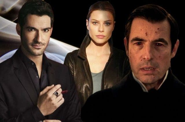 Lucifer Count Dracula Crossover DKODING