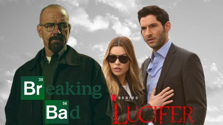 Gear Up For The Greatest Crossover Of All Time – Breaking Bad Takes On Lucifer
