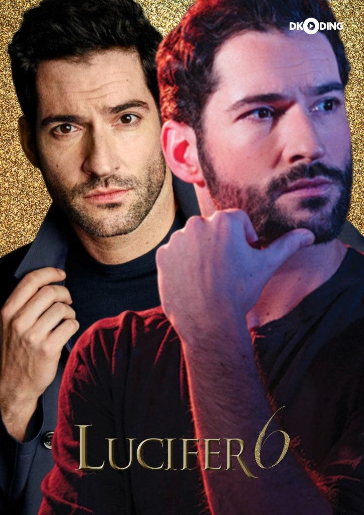 Lucifer season 6 poster