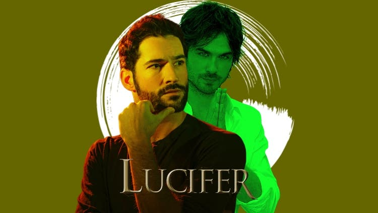 Lucifer Showmakers Finally Debunk The Truth Of Ian Somerhalder Replacing Tom Ellis In The Finale