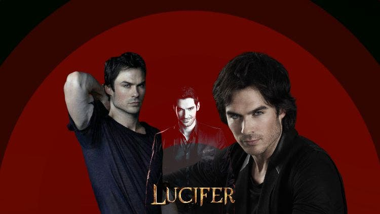 Tom Ellis To Be Replaced By Vampire Diaries Heartthrob Ian Somerhalder In Lucifer Season 6