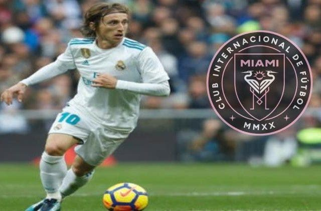 Luka Modric Inter Miami Football Sports DKODING