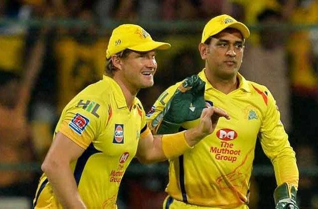 MSD is still playing incredibly well: Shane Watson on Dhoni's retirement DKODING