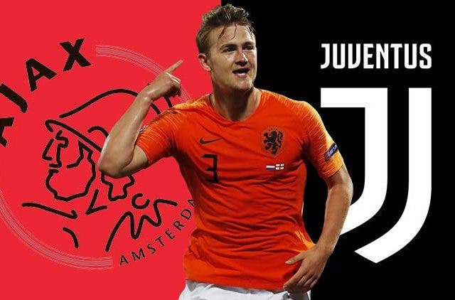 Matthijs-De-Ligt-Football-Juventus-Transfer-Ajax-To-Juve-Ronaldo-Mino-Sarri-Football-Sports-DKODING