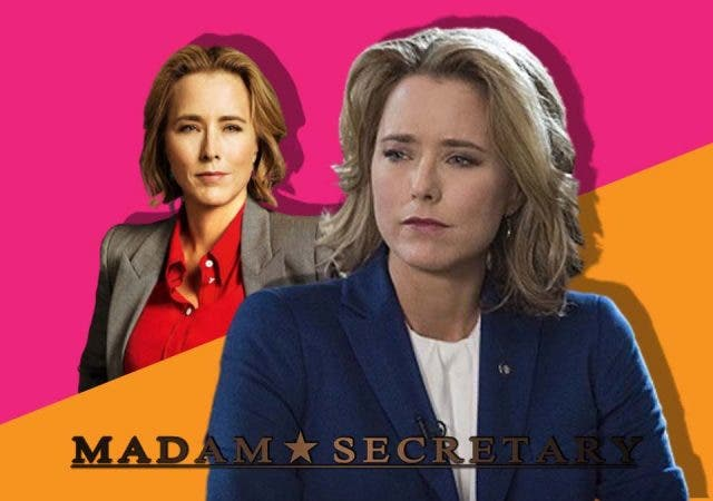 Madam Secretary spin-off
