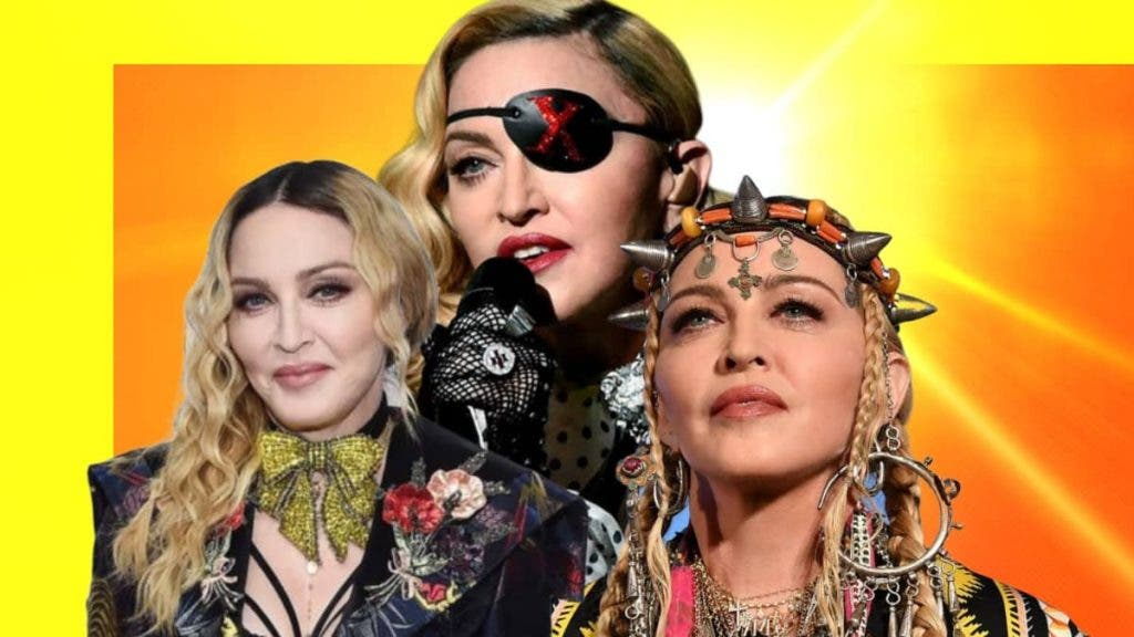 Madonna Turns 62: Looking Back At Queen of Pop's Most Iconic Photos