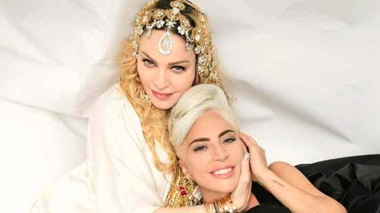 Madonna talks about her relationship with Lady Gaga