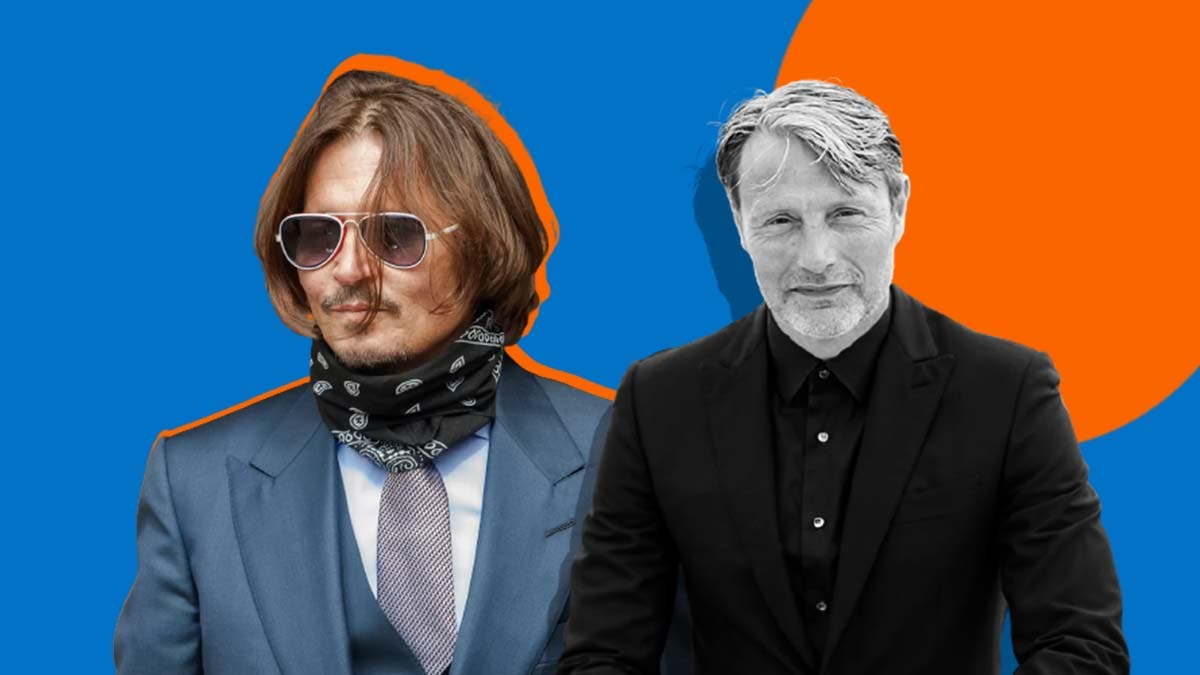 Mads Mikkelsen does not want to be Johnny Depp