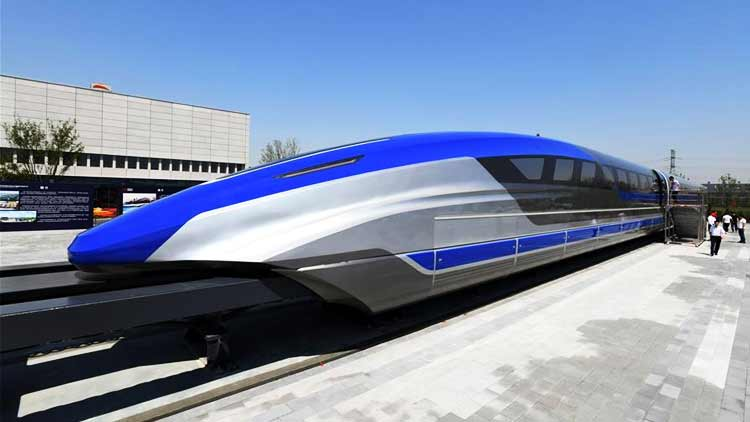 Want to travel faster than air? Board Maglev