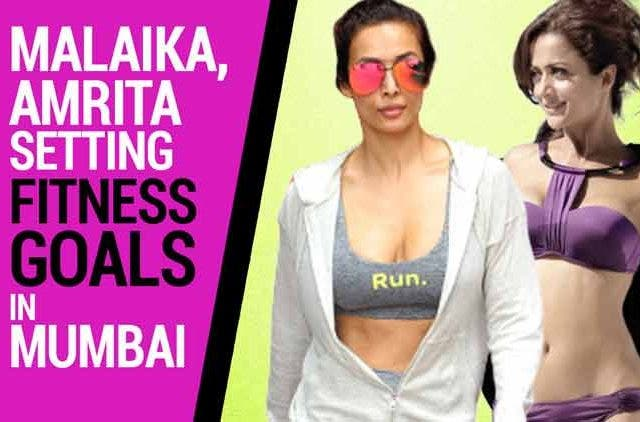 Malaika-Amrita-setting-fitness-goals-in-Mumbai-Videos-DKODING