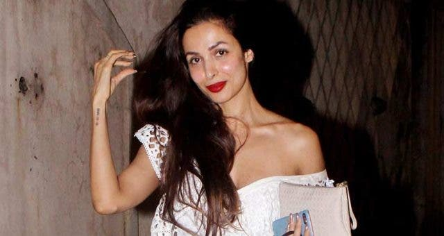 Malaika Arora goes 'shimmery' for an event DKODING