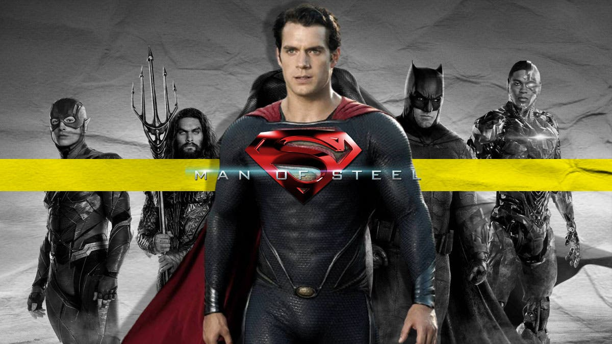 'Man of Steel' goes to HBO Max