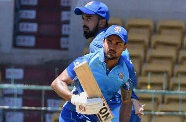 Manish Pandey KL Rahul Karnataka Cricket Sports DKODING