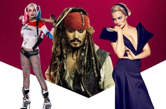 Margot Robbie Will Join Hands With Johnny Depp For The New Pirates of The Caribbean