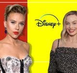 Margot Robbie clashes with Scarlett Johansson over this Disney Project