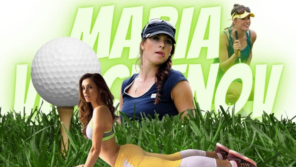 Maria Verchenov Hottest Female Golfer 2020