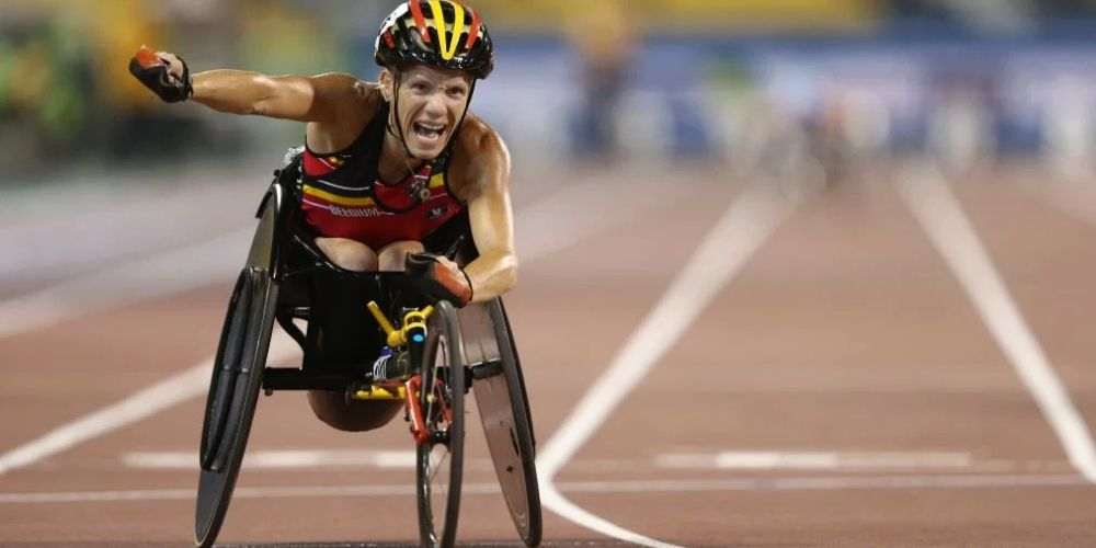 Marieke Vervoort Paralympic Others Sports DKODING