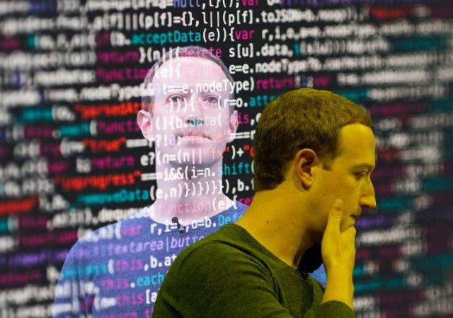 Data Localization Mark Zuckerberg Facebook India