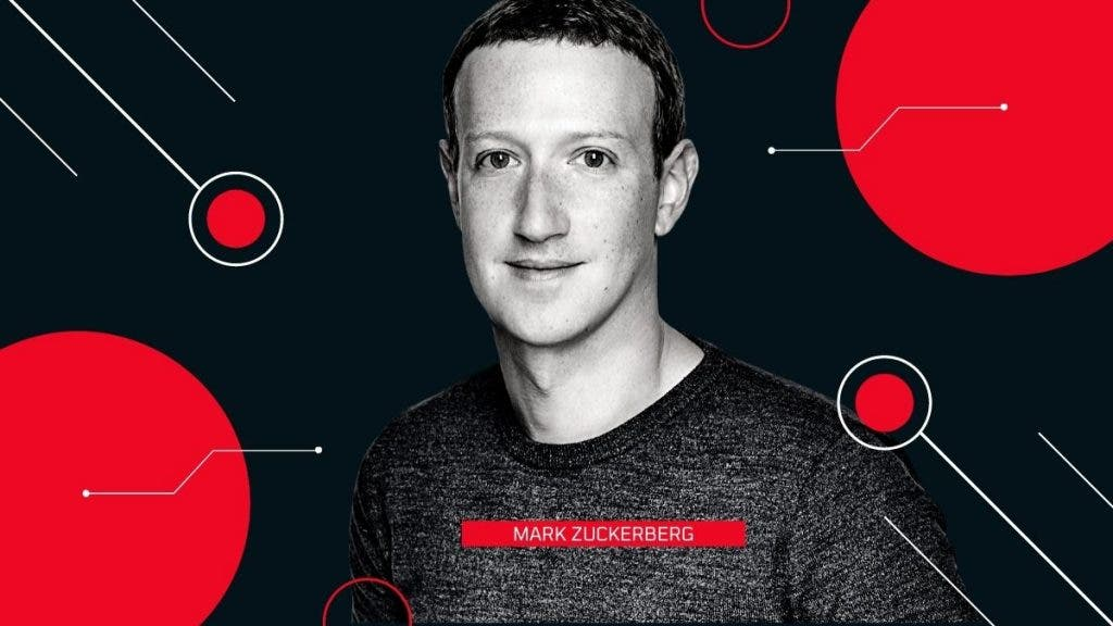 Mark Zuckerberg - Richest Millennials in the World in 2021