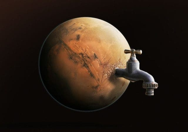 Mars Has Lots Of Water, Man Has His Lemons. So, Is 'Lemonade' Possible?