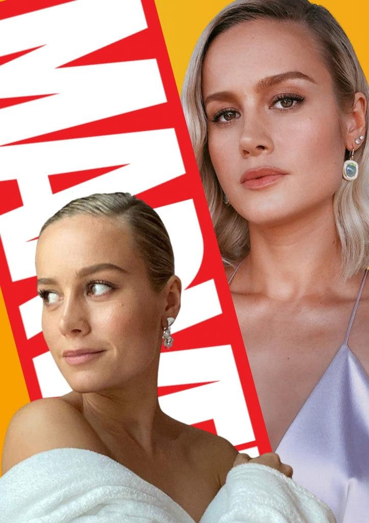 Marvel Betray Brie Larson once again