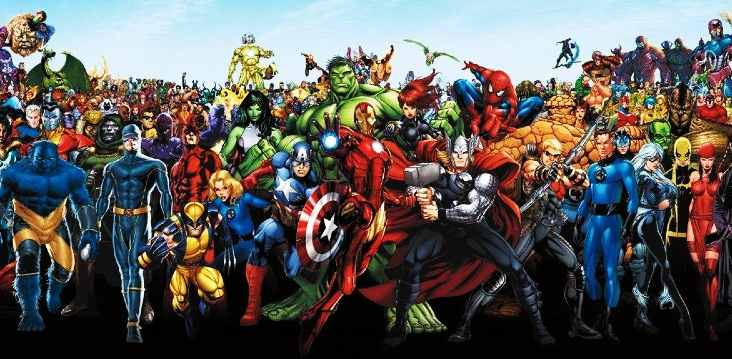 Marvel-Comics-Characters-Since-1998-Spiderman-Hollywood-Entertainment-DKODING